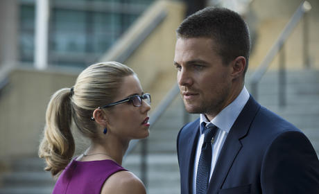Say Yes! - Arrow Season 3 Episode 1