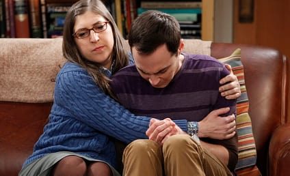 The Big Bang Theory Review: Mama's Boy Grows Up