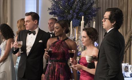 A U.S. - French State Dinner - Madam Secretary