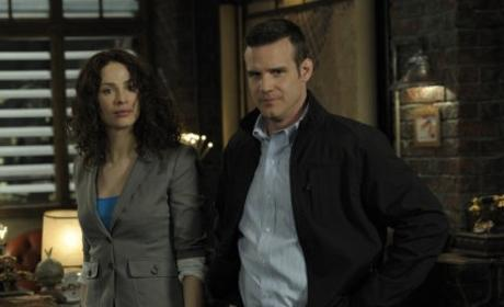 "Warehouse 13 Review: ""Merge with Caution"""