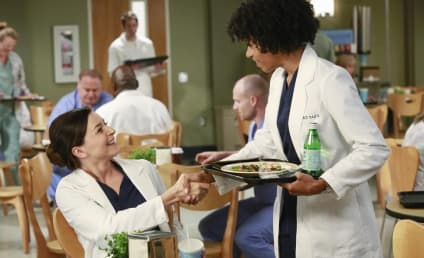 Grey's Anatomy Photo Gallery: The Maggie Chronicles