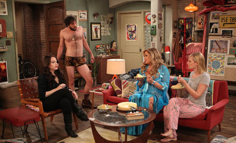 Watch 2 Broke Girls Online: Season 5 Episode 5