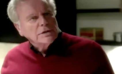 NCIS Christmas Promo: Tony's Dad Invades His Pad!