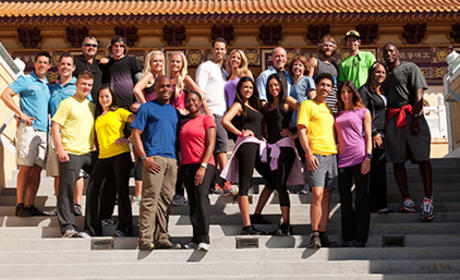 New Cast of The Amazing Race Includes Suvivor Champions