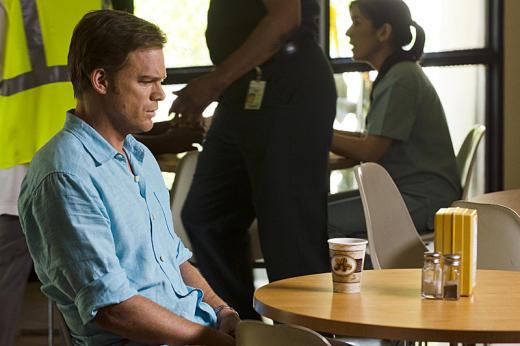 Dexter Finale Scene
