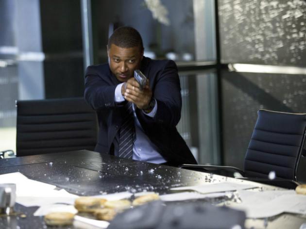 Diggle Takes Aim