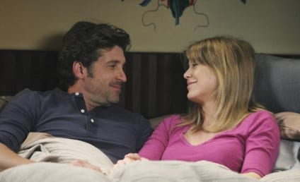 Grey's Anatomy Valentine's Day Scoop: Hot MerDer Action!