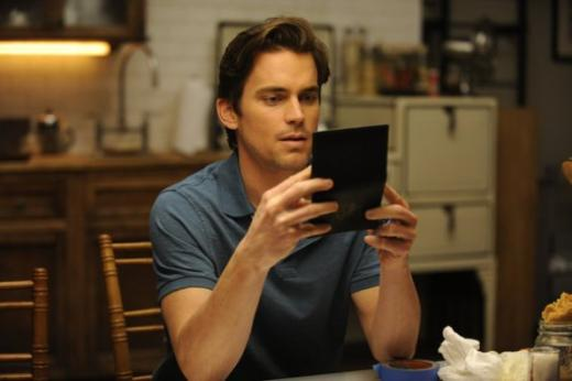 Neal Caffrey Photograph