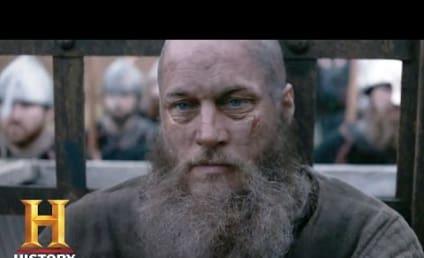 Vikings Season 4 Comic Con Trailer: A Different World War