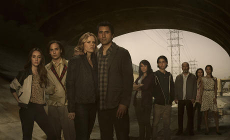 Fear the Walking Dead: Meet the Cast!