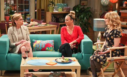 The Big Bang Theory Season 9 Episode 23 Review: The Line Substitution Solution