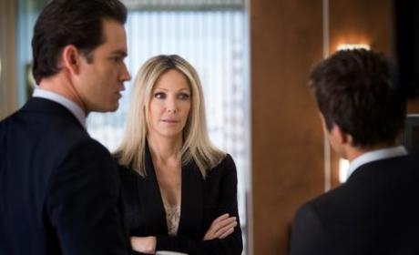 Franklin & Bash Review: The Rob Lowe Wars