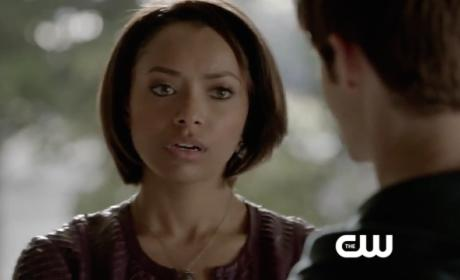 The Vampire Diaries Clip: Trouble on The Other Side