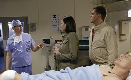 NCIS Season Premiere Pics: Can They Save Gibbs?