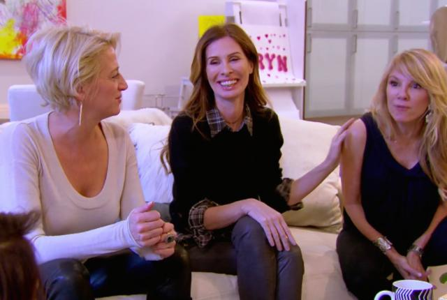 real housewives of new york episode guide