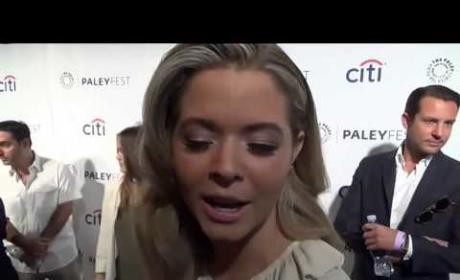 Lucy Hale and Sasha Pieterse Interview