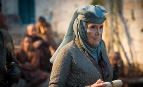 Lady Olenna is Furious - Game of Thrones Season 5 Episode 7