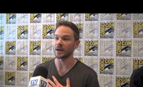 Shawn Ashmore Comic-Con Q&A
