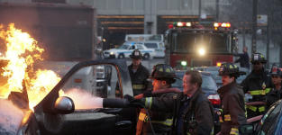 Get That Fire Out! - Chicago Fire Season 3 Episode 22