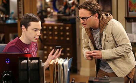 The Big Bang Theory Review: Like a Black Hole