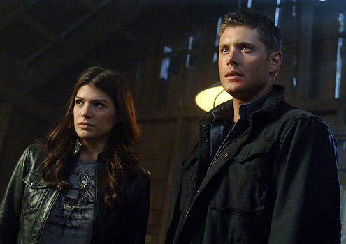 Genevieve Cortese on Supernatural