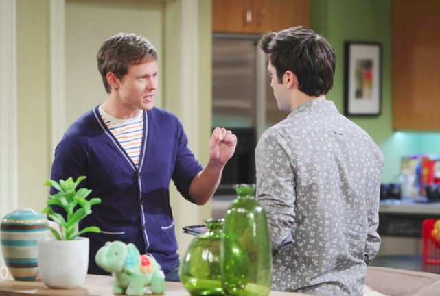 A Major Fight - Days of Our Lives