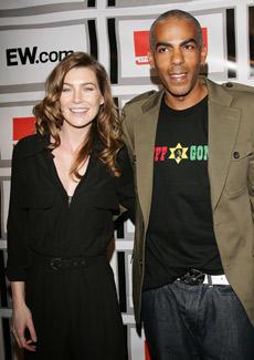 Chris Ivery & Ellen Pompeo