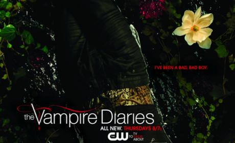 Damon Salvatore Has Been a Bad, Bad Boy