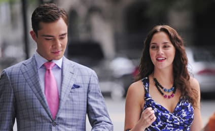 How Does Ed Westwick Want Gossip Girl to End?