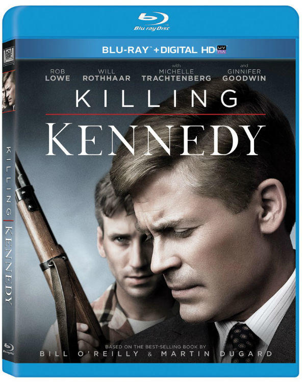 Killing Kennedy Blu-ray