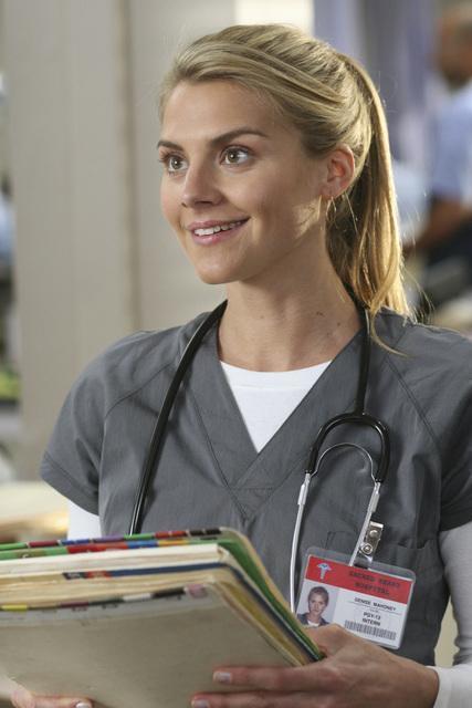 Eliza Coupe as Denise
