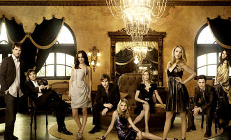 Gossip Girl Spoilers: Season Finale Shocker(s)