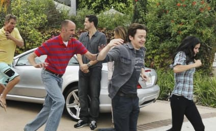 "Cougar Town Review: ""Little Girl Blues"""