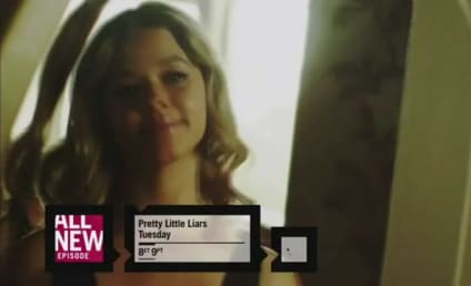 Pretty Little Liars Sneak Preview: The Return Of...