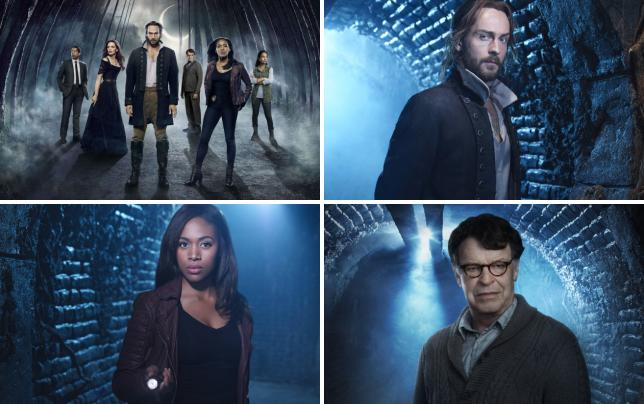 Sleepy hollow season 2 cast