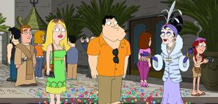 The Movie Star - American Dad Season 12 Episode 10