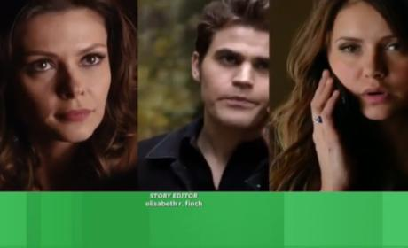 "The Vampire Diaries Promo - ""Total Eclipse of the Heart"""
