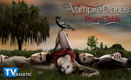 "The Vampire Diaries Round Table: ""The Sacrifice"""