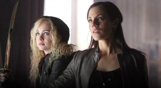 Bo on Lost Girl