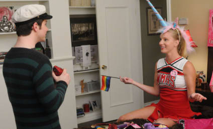 Glee Review: Who is the Unicorn?