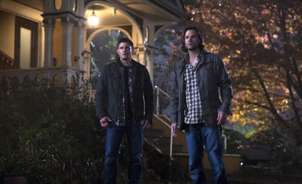 Supernatural Season 10 Episode 11 Picture Preview: Return from Oz