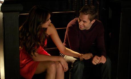 Elena with Aaron