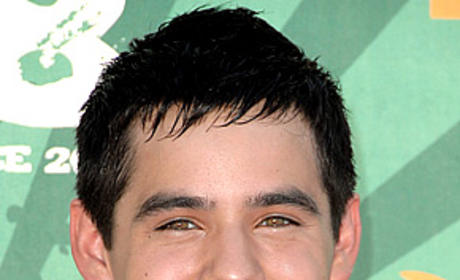 David Archuleta Readies for Acting Debut