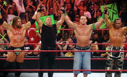 WWE Raw Results: 8/24/09