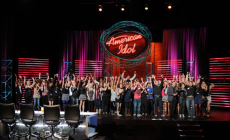 American Idol Review: Hollywood, Round Two