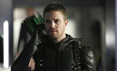 Hello? - Arrow Season 4 Episode 15