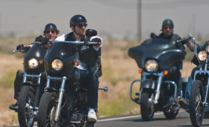 Sons of Anarchy Review: Guns, Greed and Getaway Plans