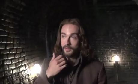 Sleepy Hollow Set Spoilers: Tom Mison & John Noble on Challenges, Secrets, Lies & Hair!
