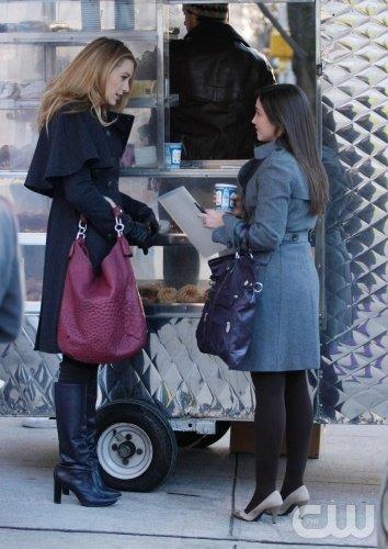 Rachel and Serena