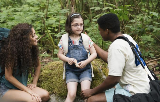 Dead of Summer Season 1 Episode 5 Review: How to Stay Alive in the Woods